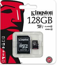 Kingston Handy-Speicherkarten mit 128GB Speicherkapazität
