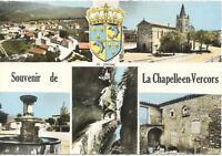 LA CHAPELLE-EN-VERCORS multivues timbrée 1967