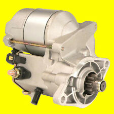 NEW STARTER KUBOTA GENERATOR SET GL5500S GL6500S & D1005 ENGINE & MOWER F2400