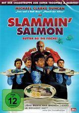 DVD nuevo/en el embalaje original-slammin 'salmon-mantequilla en los peces-Michael Clarke Duncan