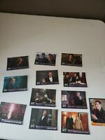 2009 Topps Doctor Who Trading Cards Lot of 12 EUC