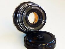 INDUSTAR-61 L/D BLACK 2.8/55 mm Soviet RF lens (FED, ZORKI, Leica) M39 Excellent