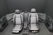 Mercedes-Benz S204 Clase C Kombi Estabilización Asiento Cuero Artificial