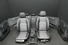 Mercedes Benz S204 C-Klasse Kombi Innenausstattung Sitze Kunstleder Avantgarde