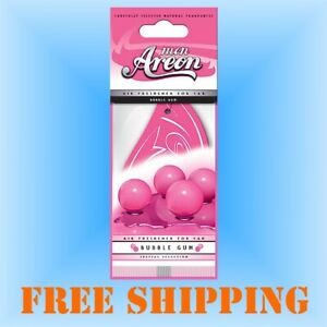 Bubble Gum Air Fresheners for Car or Home