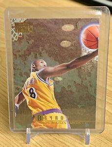 Kobe Bryant 1996-97 Skybox Premium Los Angeles Lakers Rookie Card. RIP