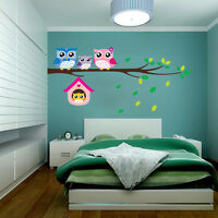 Wall Stickers Home Decor Removable Children Kids Decal Nursery Decor FAST POST