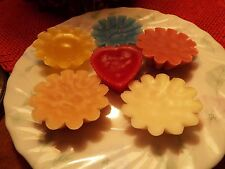 50 Full Size TART MELTS Assorted in YOUR CHOICE OF UP TO 10 FRAGRANCES- FREE SH