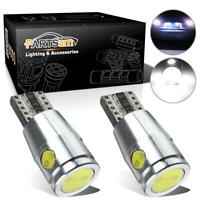 2x2inch Clear Side Marker Clearance Trailer Light Cover w//T10 Socket Replacement