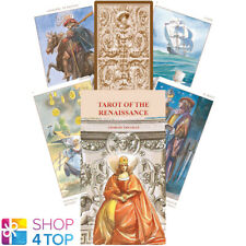 TAROT OF RENAISSANCE DECK CARDS TREVISAN GIORGIO ESOTERIC ORACLE TELLING NEW