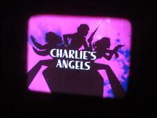 "16mm TV Show  Charlie's Angels "" Counterfeit Angels "" LPP color  original print"