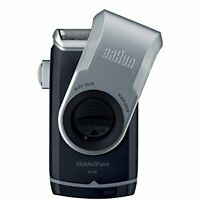 FROM DISPLAY Braun M90 Mobile Shaver Precision Trimming Travel Size Free S/H