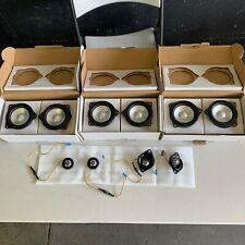 ✅ OEM BMW E60 E90 Logic 7 Audio Speakers HARMAN KARDON L7 SET