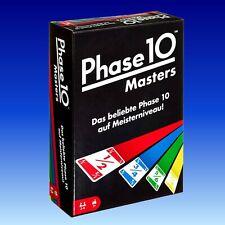 Phase 10 - Masters - Mattel Games - Kartenspiel Phase10 Master NEU
