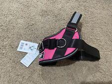 New ListingJoyRide Dog Harness No Pull Reflective Rose Size Medium Ez Grip Lightweight Nwt