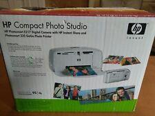 Hp compactor photo studio, Photosmart 335 GoGo  photo printer