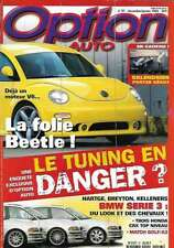 Magazine Option auto N° 97 decembre/janvier 1999
