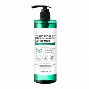 Some By Mi Snail Aha.Bha.Pha 30Days Miracle Acne Clear Body Cleanser (400ml)