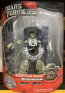Hasbro Transformers Movie 2007 Leader Class Decepticon Brawl Automorph Tec MISB!