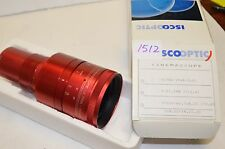 CINEMASCOPE Ultra Star Plus 57.5 mm Integrated Anamophic 35mm Cine Lens Minty!