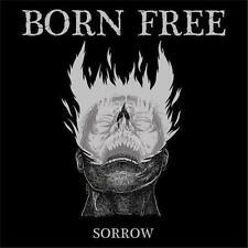 BORN FREE - SORROW * NEW digipac