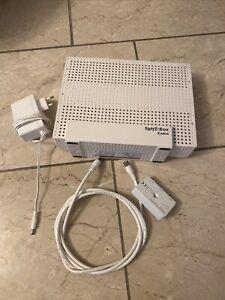 !!! AVM Fritz!Box 6591 Cable WLAN Vodafone Branding Neu !!!