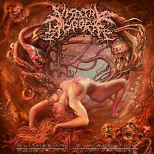 VISCERAL DISGORGE - Slithering Evisceration Digi CD Gorgasm Disentomb Pathology
