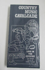 Country Music Cavalcade Love in the Country The magic Touch of Eddie Arnold New