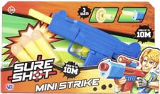 Sure shot mini strike fires up to 10 m with 3 darts