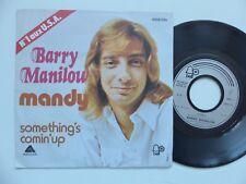 BARRY MANILOW Mandy 2008295 Pressage France rrr