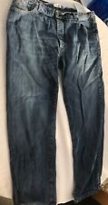 ONE PAIR OF JEANS  - ONE TRUE SAXON  - A RARE LINE OF QUALITY. SIZE 42