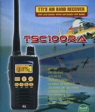 66 88 MHz RADIO SCANNER Receiver TTI TSC-100RA