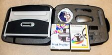 Gretag Macbeth X-rite Eye-One i1 Pro Spectrophotometer - rev D with accessories