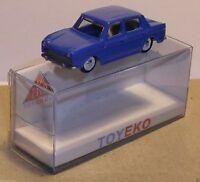 MICRO TOY EKO TOYEKO HO 1/86 1/87 MADE IN SPAIN SIMCA 1000 in BOX REF 2050 + MTM