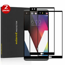 2X Full Screen Coverage Anti-Scratch Tempered Glass Screen Protector for LG V20