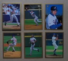 1999 Topps Montreal Expos Baseball Team Set w/ Update (13 Cards) ~ Vlad Guerrero