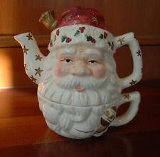Santa Tea Pot & Cup Combo