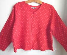 FLAX   LINEN   2/3  Shirt     2G      NWT    2013   Underflax