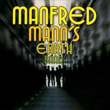 MANFRED MANN'S EARTH BAND - MANFRED MANN'S EARTH BAND NEW CD