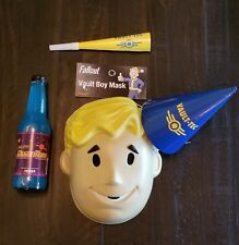 E3 2018 Vault Boy Mask Fall Out Fallout Favors Exclusive
