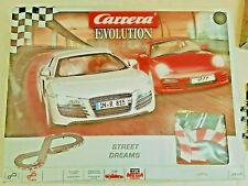 Carrera Bahn Evolution 25156 mit Erweiterung