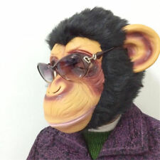 Makeup Party Monkey Mask Funny Adult Animal Costume Head Fancy Dress 1pc