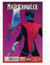 Nightcrawler # 3 1st Print NM Marvel (2014)