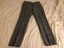 J.Crew Ludlow Pant in Black-White Magee tweed, 30X30, NWT!, See Pics!