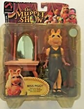 Miss Piggy Muppet Show 25 years action figure MIB 2002