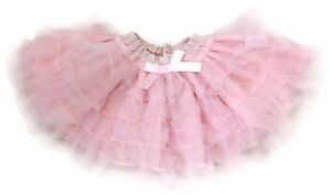 Doll Clothes fits American Girl - Light Pink Can Can Skirt
