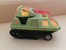 MATCHBOX ADVENTURES CRUSADER K-2003 MADE IN ENGLAND PERFECT!!!!
