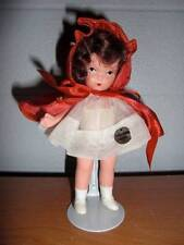 Nancy Ann Storybook Doll ~ #116 Little Red Riding Hood, JT, PT, MS/MB