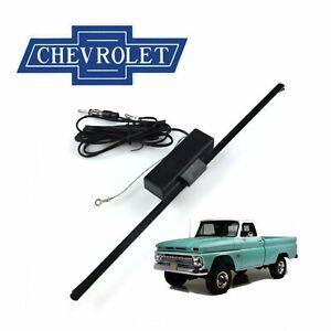 1960-66 Chevy C/K Pickup Stereo Hidden FM Radio Signal Antenna 4WD C10 K10 GMC