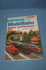 Marklin 07480 Modellbahn Ausbau- und Praxisbuch Book  D